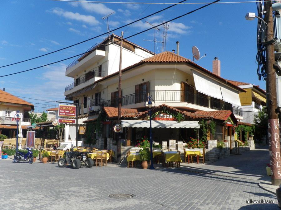 Вилла на тасос греция