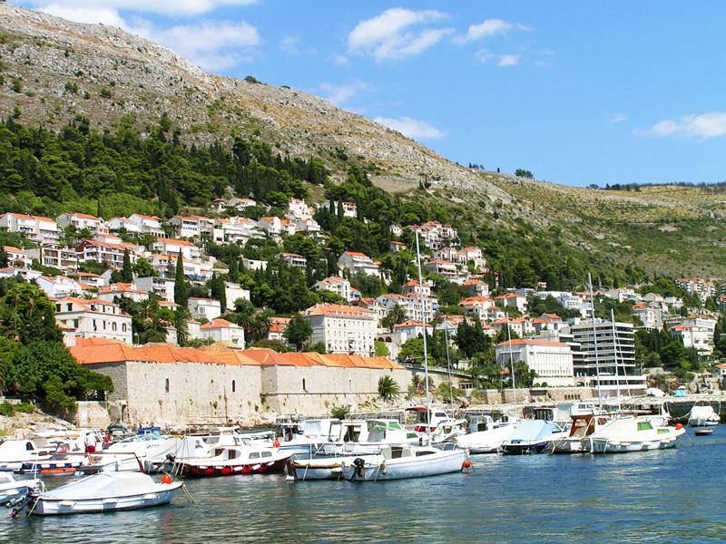 Мой отдых в Дубровнике